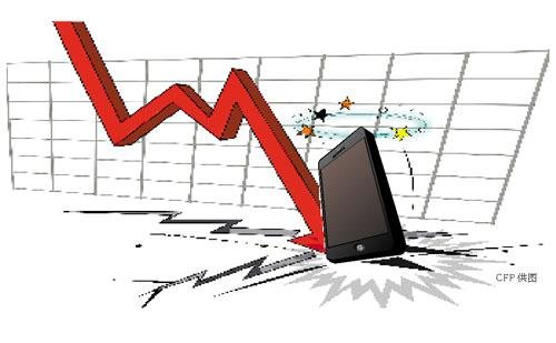 iPhone5一个月内掉价20% 成掉价最恨的手机