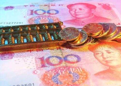 中国 人民币/人民币汇率走势上演反向行情(资料图)